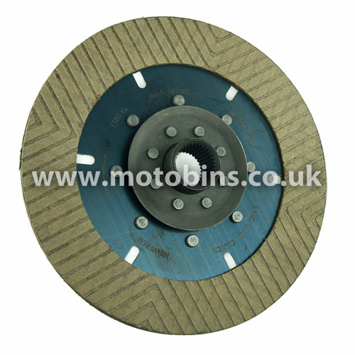 Heavy duty kevlar clutch friction plates