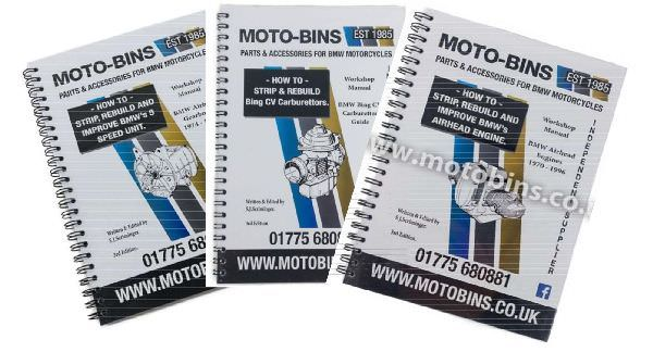 Engine , Carburettor & Gearbox Manuals